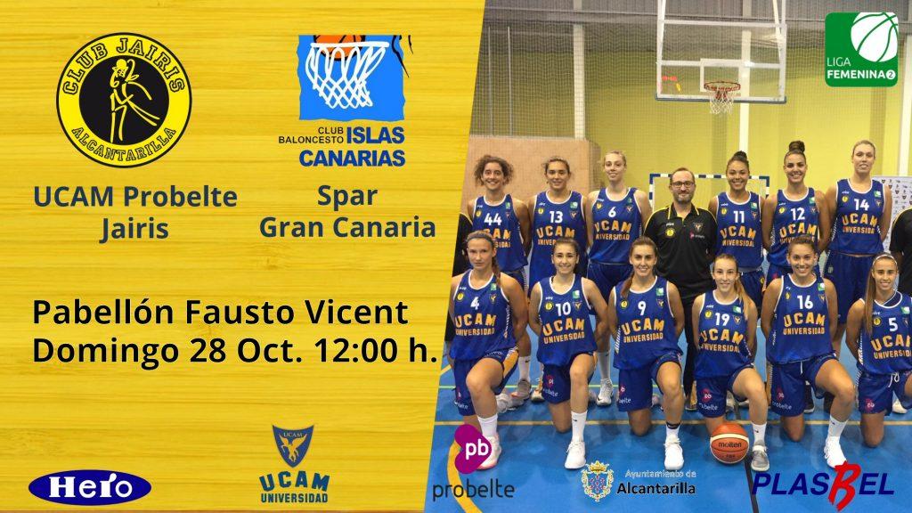 Jairis vs Gran Canaria